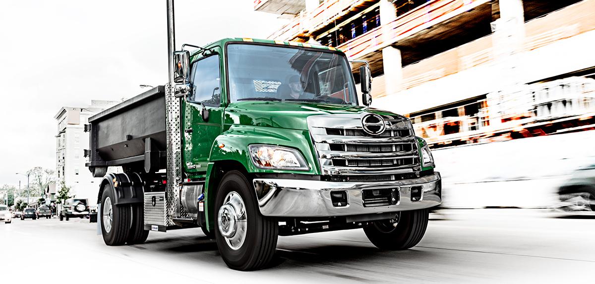 Hino 238 Truck