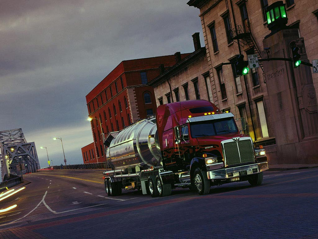 Western Star 4900 Liquid bulk Truck