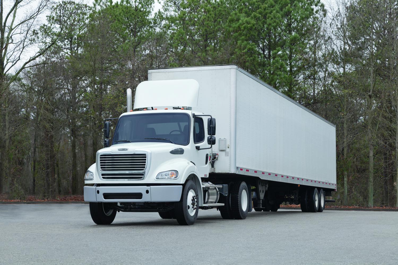Freightliner M2-112 Truck