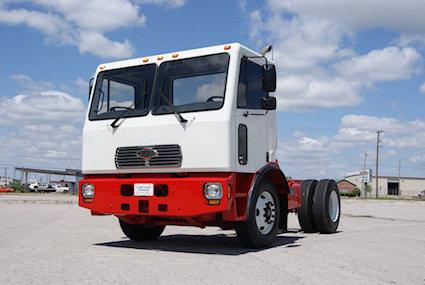 Crane Carrier's COE2 Truck