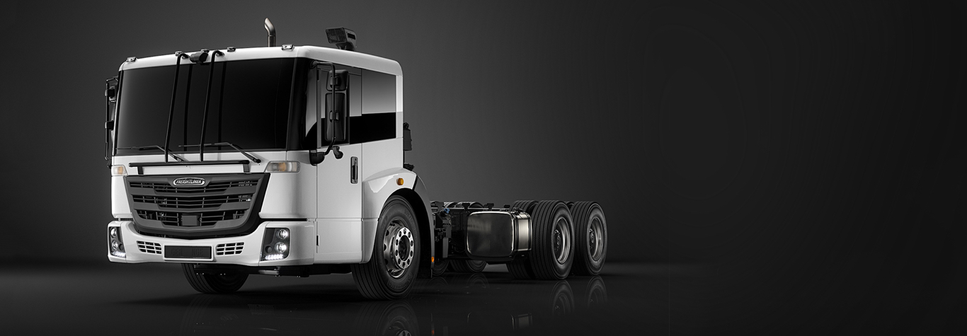 Freightliner chassis Econic SD Truck