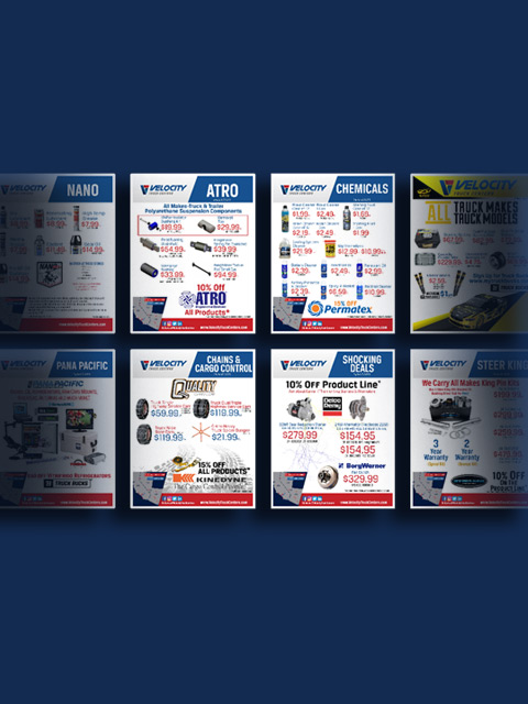 Truck Parts Special Offers from Velocity Truck Centers