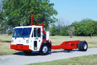 Crane Carrier LDT2 Truck