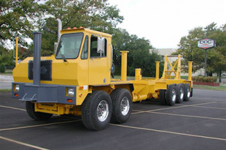 Crane Carrier DR Trucks