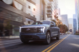 Ford F-150 Lightning Electric Pickup