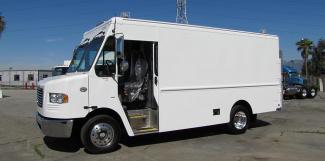 Freightliner Custom Chassis Step Van