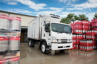 Isuzu FTR Truck