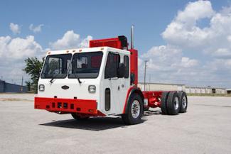 Crane Carrier's LET2 Crew Cab Truck