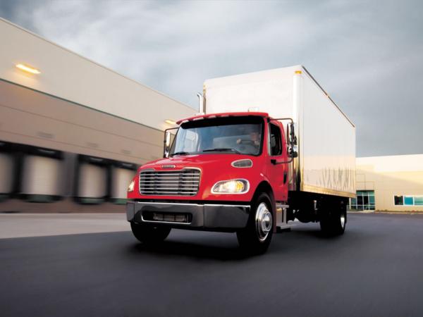 Straight Trucks - Velocity Truck Centers