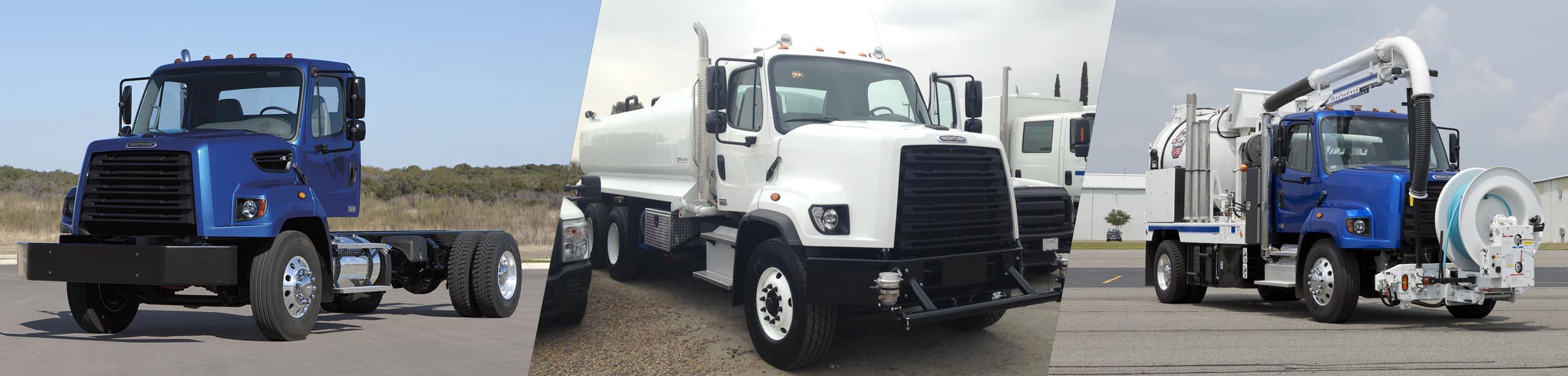 108SD trucks