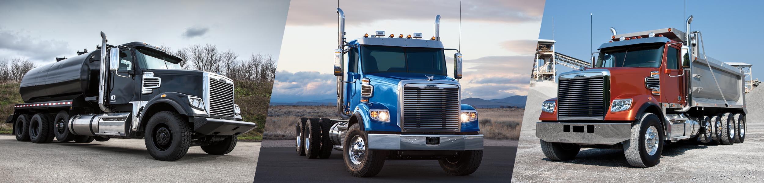 122SD trucks