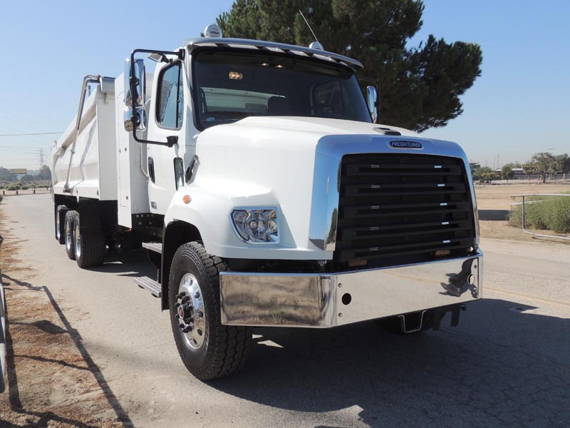 Freightliner 114SD cng