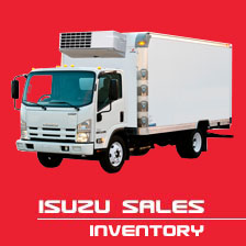 Isuzu Sales Inventory