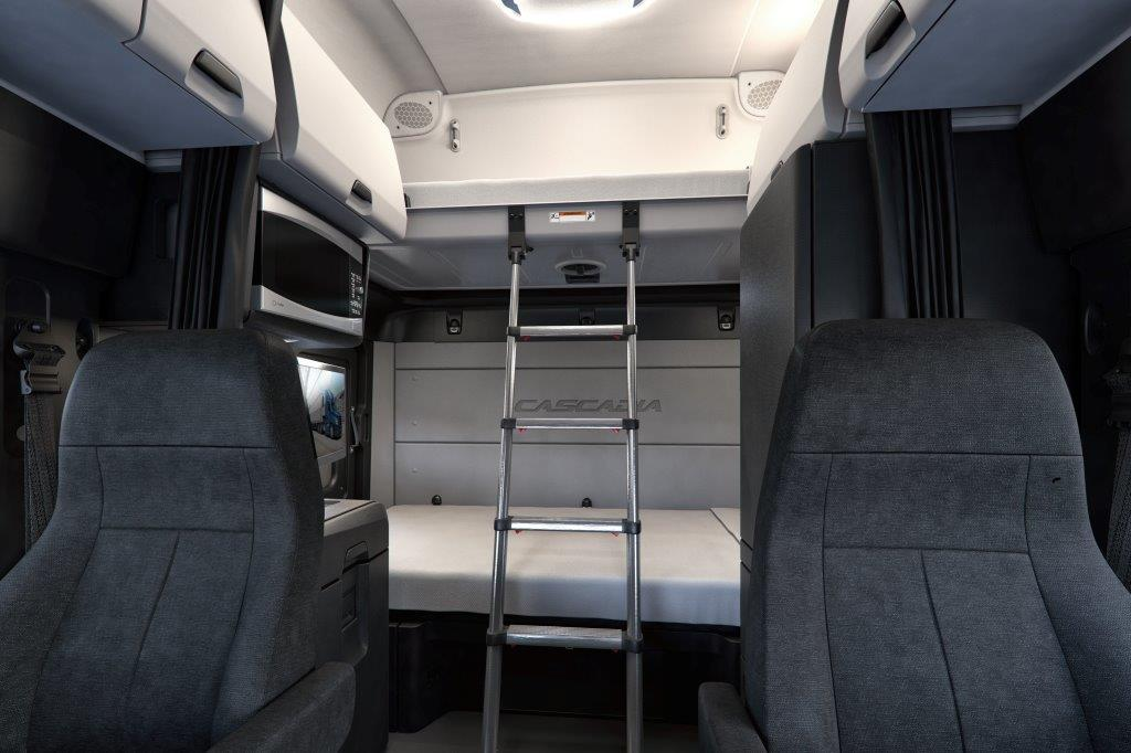 2018 Freightliner Cascadia Truck Cascadia Sleepers