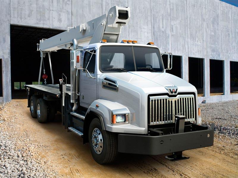 Western star 4700 truck