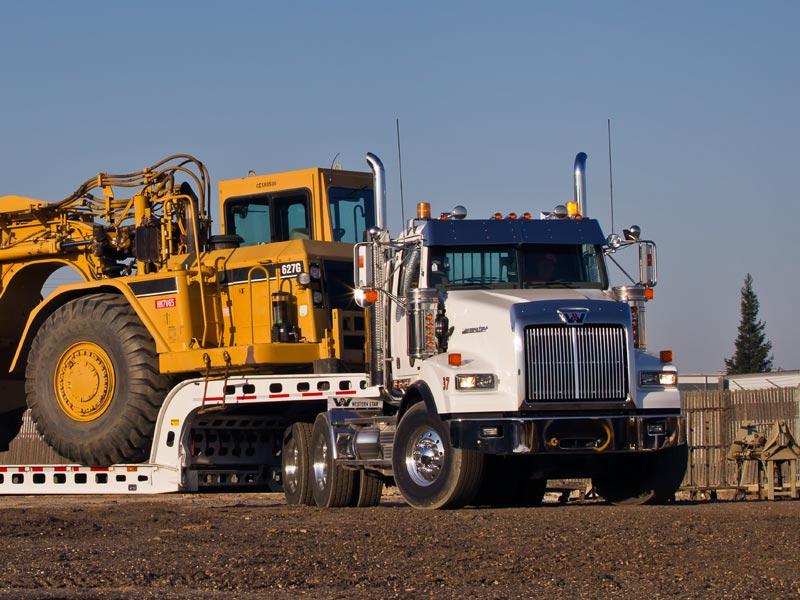 Western Star 4900 Trucks